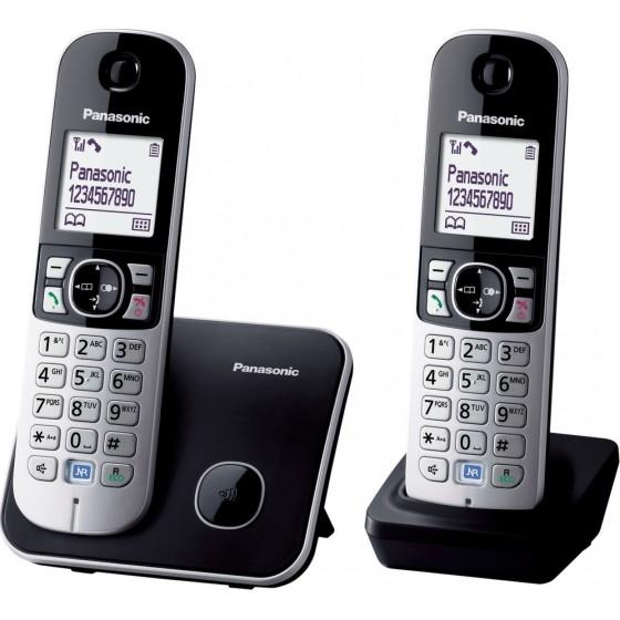 Panasonic telefon KX-TG6812FXB