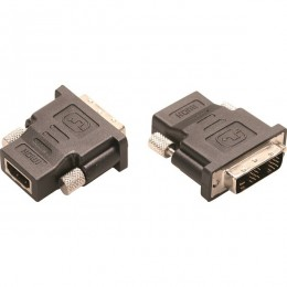 Adapter HDMI 19/F - DVI 18+1/M