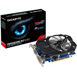 Gigabyte AMD Radeon R7 240OC 2GB GDDR3, GV-R724OC-2GI