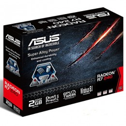 Asus AMD Radeon R7 240 2GB DDR3, R7240-2GD3-L