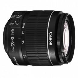 Canon objektiv EFS18-55IS II (5121B005AA)