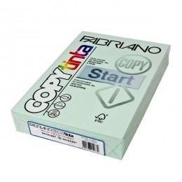 PAPIR Copytinta A4 80g VERDE CHIARO 500/1 FABRIANO