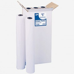 Papir za ploter 610X50 120g CLAIRFONTAINE
