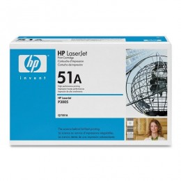 HP toner Q7551A (51A) Black