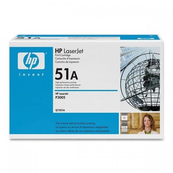 HP toner Q7551A (51A) Black