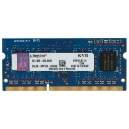 Kingston 4GB 1600MHz DDR3 SODIMM, KVR16LS11/4