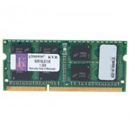 Kingston 8GB 1600MHz DDR3 SODIMM, KVR16LS11/8