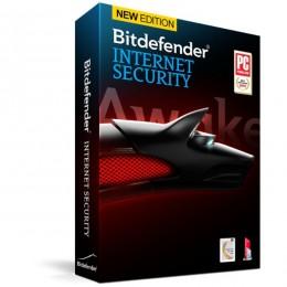 BitDefender Internet Security, 1 korisnik, 1 godina, Retail
