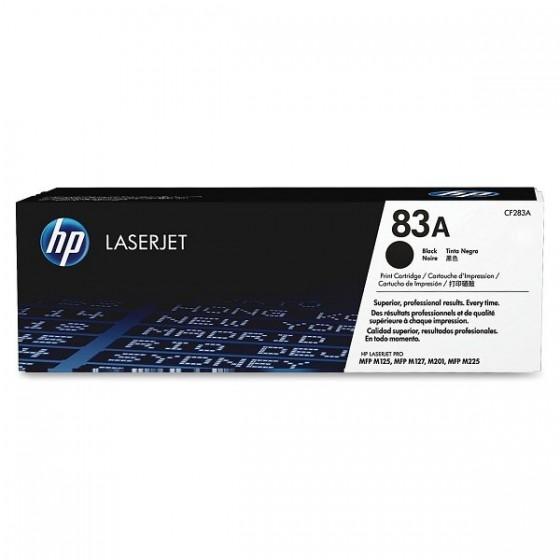 HP toner CF283A (83A) Black