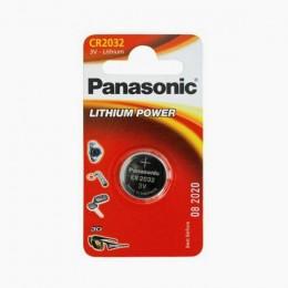Panasonic baterija CR-2032EL/1B baterija 3V Lithium