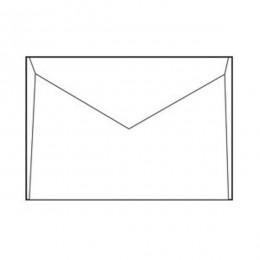 Koverta BIJELA 12,5X17,6 B6-BB 1000/1