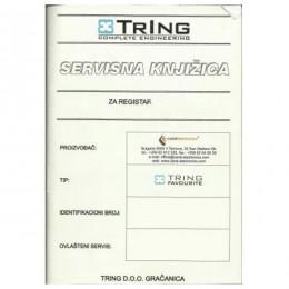 Tring servisna knjižica za Epson T260F,T200,FP1