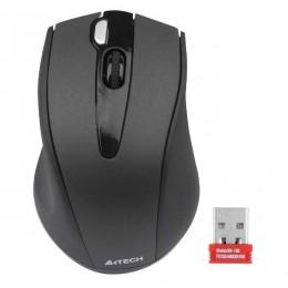 A4TECH miš G9-500F-1 V-Track Wireless crni
