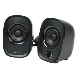 A4TECH zvučnici P-100 2.0 crni