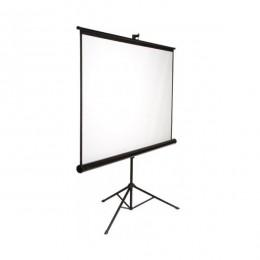 GNC platno za projektor TS4 180x180cm tripod
