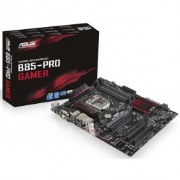 Asus MB B85-PRO GAMER, LGA1150, Intel B85