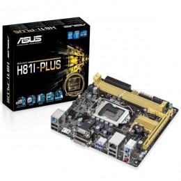 Asus MB H81I-PLUS, LGA 1150, Intel H81