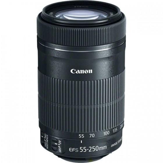 Canon objektiv EF-S 55-250 4-5.6 IS STM