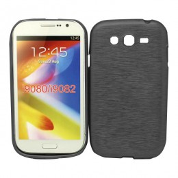 City Mobil silikonska maskica za Samsung Galaxy I9082/I9060 crna