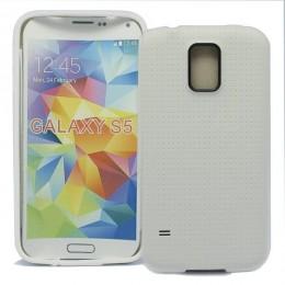 City Mobil silikonska maskica za Samsung Galaxy S5 bijela