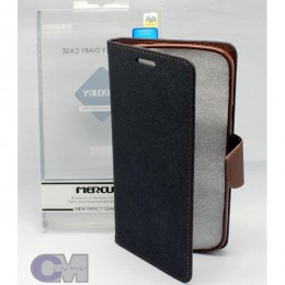 City Mobil futrola book Mercury za Samsung Galaxy S3/I9300 crna