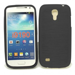 City Mobil silikonska futrola za Samsung S4 MINI I9190 Crna
