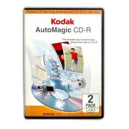 Kodak CD-R PRO automagic 2 pack
