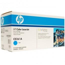 HP toner CE261A (648A) Cyan