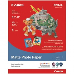 Matte Photo paper (5 sheets) (7981A042AA