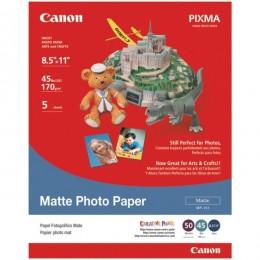 Matte Photo paper (5 sheets) (7981A042AA