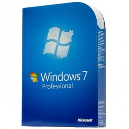 Microsoft Windows 7 Professional 64-bit English 1pk DSP OEI DVD