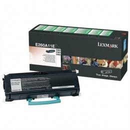 Lexmark toner E260A31E Black