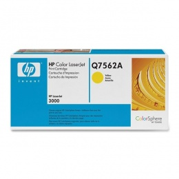 HP toner Q7562A (314A) Yellow