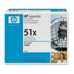 HP toner Q7551X (51X) Black