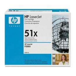 HP toner Q7551X (51X) Black