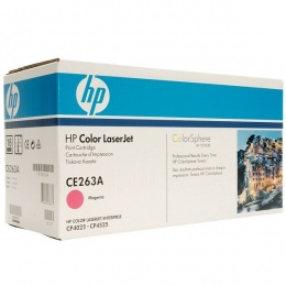 HP toner CE263A (648A) Magenta