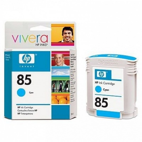 HP tinta C9425A (No.85) Cyan