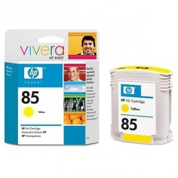 HP tinta C9427A (No.85) Yellow