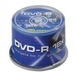 Traxdata DVD-R CAKE 50 Silver, Kapacitet 4,7 GB