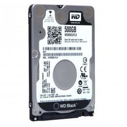 WD Black 500GB 2,5, WD5000LPLX