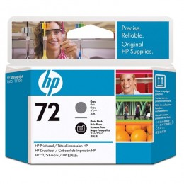HP printhead C9380A (No.72) Grey i PhotoBlack
