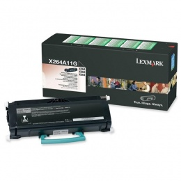 Lexmark toner X264A11G Black