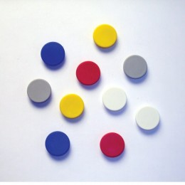 Magneti za tablu 20mm 6/1 FORNAX SORT BOJE