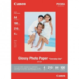 Canon foto papir Glossy A4 (5 Sheets) 170gr.