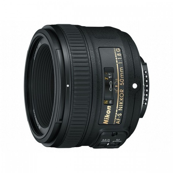 Nikon Obj 50mm f/1.8G AF-S