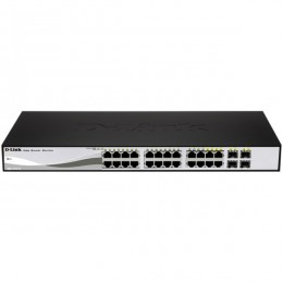 D-Link switch 24-portni gigabit web managed DGS-1210-24