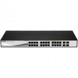 D-Link switch 24-portni gigabit web managed DGS-1210-24