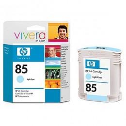 HP tinta C9428A (No.85) Light Cyan