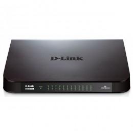 D-link 24-port Gigabit Easy Desktop Switch, GO-SW-24G/E