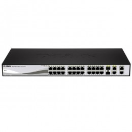 D-Link switch 24-portni PoE DES-1210-28P